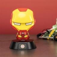 Marvel - Veilleuse 3D Icon Iron Man