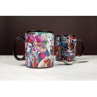 DC Comics - Mug XL effet thermique Harley Quinn