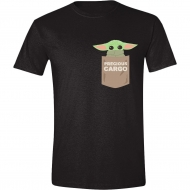 Star Wars The Mandalorian - T-Shirt The Child Pocket