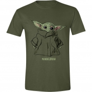 Star Wars The Mandalorian - T-Shirt The Child Sketch