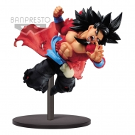 Dragon Ball Super Heroes - Statuette Super Saiyan 4 Son Goku Xeno 9th Anniversary 14 cm