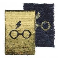 Harry Potter - Carnet de notes paillettes Premium A5 Harry Potter