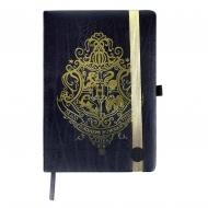 Harry Potter - Carnet de notes Premium A5 Hogwarts