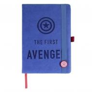 Marvel - Carnet de notes Premium A5 The First Avenger