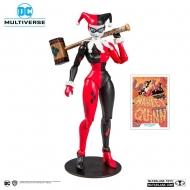 DC Comics - Figurine DC Rebirth Harley Quinn (Classic) 18 cm