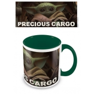 Star Wars The Mandalorian - Mug Coloured Inner Precious Cargo