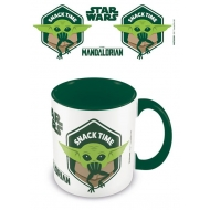 Star Wars The Mandalorian - Mug Coloured Inner Snack Time
