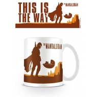 Star Wars The Mandalorian - Mug This is the Way