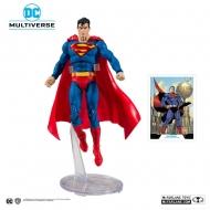 DC Comics - Figurine DC Rebirth Superman (Modern) Action Comics 1000 18 cm