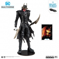 DC Comics - Figurine Dark Nights : Metal Build A The Batman Who Laughs 18 cm