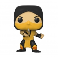 Mortal Kombat - Figurine POP! Scorpion 9 cm