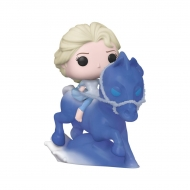 La Reine des neiges 2 - Figurine POP! Elsa Riding Nokk 18 cm