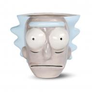 Rick et Morty - Mug Shaped 3D Rick Head