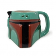 Star Wars - Mug Shaped 3D Boba Fett