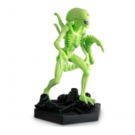 The Alien & Predator - Figurine Collection 1/16 Vision Xenomorph GITD 14 cm