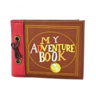 Disney - Porte-monnaie Up My Adventure Book By Loungefly