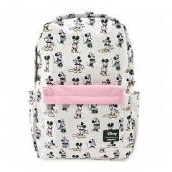 Disney - Sac à dos Pastel Minnie Mickey AOP By Loungefly
