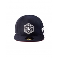Dungeons & Dragons - Casquette Snapback Wizards