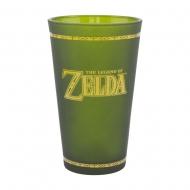 The Legend of Zelda - Verre Hyrule Crest