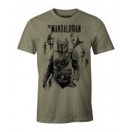 Star Wars The Mandalorian - T-Shirt The Mandalorian