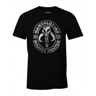 Star Wars The Mandalorian - T-Shirt Bounty Hunter