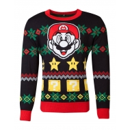 Nintendo - Sweat Christmas Super Mario Night