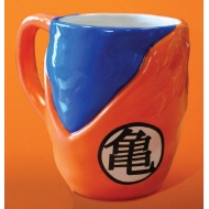 Dragon Ball Z - Mug 3D Goku Gi
