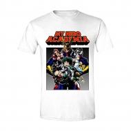 My Hero Academia - T-Shirt Poster Shot