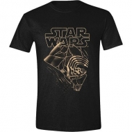Star Wars Episode IX - T-Shirt Kylo Ren Mask
