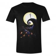 L' étrange Noël de Mr. Jack - T-Shirt Cemetery Moon