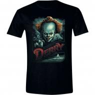 « Il » est revenu - T-Shirt Derry Propaganda Poster