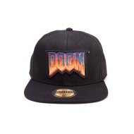 Doom - Casquette Snapback Label