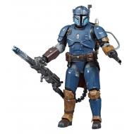 Star Wars The Mandalorian - Figurine Black Series Deluxe Heavy Infantry Mandalorian Exclusive 15 cm