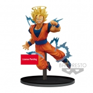 Dragon Ball Z - Statuette Dokkan Battle Super Saiyan 2 Goku (Angel) 15 cm
