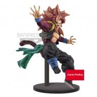 Dragon Ball Super Heroes - Statuette Super Saiyan 4 Gogeta Xeno 9th Anniversary 18 cm