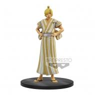 One Piece - Statuette DXF Grandline Men Sanji (Wano Kuni) 17 cm