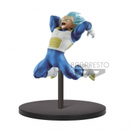 Dragon Ball Super - Statuette Chosenshiretsuden SSGSS Vegeta 12 cm