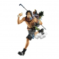 One Piece - Statuette Three Brothers Portgas D. Ace 14 cm
