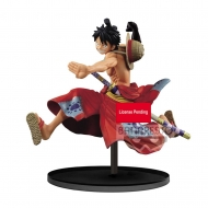 One Piece - Statuette Battle Record Collection Monkey D. Luffy 14 cm