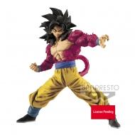 Dragon Ball GT - Statuette Full Scratch Super Saiyan 4 Son Goku 18 cm