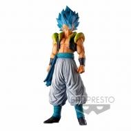 Dragonball Super - Statuette Super Master Stars Piece Super Saiyan Blue Gogeta 34 cm