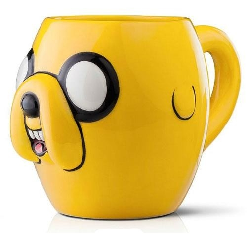 Adventure Time - Mug 3D Céramique Jake