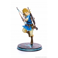 The Legend of Zelda Breath of the Wild - Statuette Link 25 cm