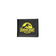 Jurassic Park - Porte-monnaie Bifold Logo Jurassic Park
