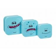 Rick & Morty - Boîtes de rangement Mr. Meeseeks
