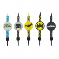DC Comics - Pack 10 bougies Batman