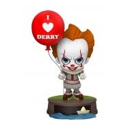 Ça : Chapitre 2 - Figurine Cosbaby Pennywise avec Ballon 11 cm