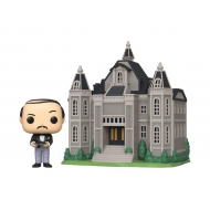 DC Comics - Figurine POP! Batman 80th Wayne Manor w/Alfred 9 cm