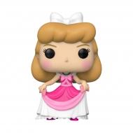 Cendrillon - Figurine POP! Cinderella (Pink Dress) 9 cm