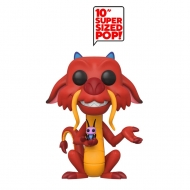 Disney - Figurine POP! Mulan Super Sized Mushu 25 cm